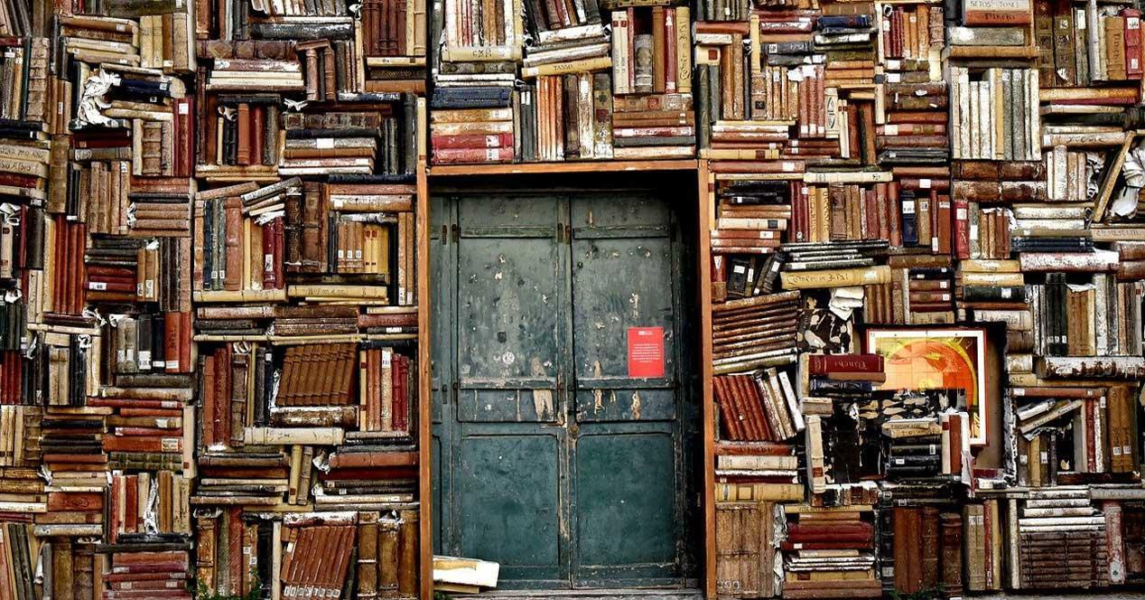 libros electrónicos calibre