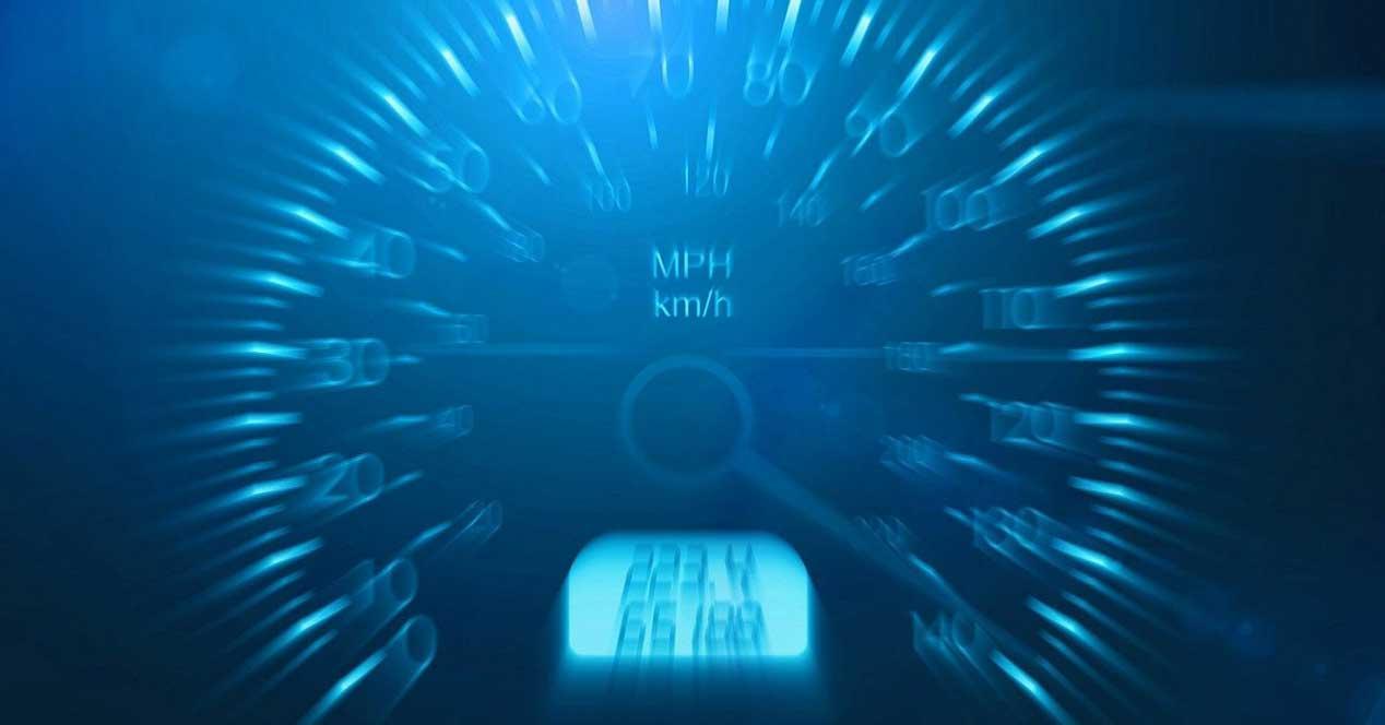 velocidad navegador