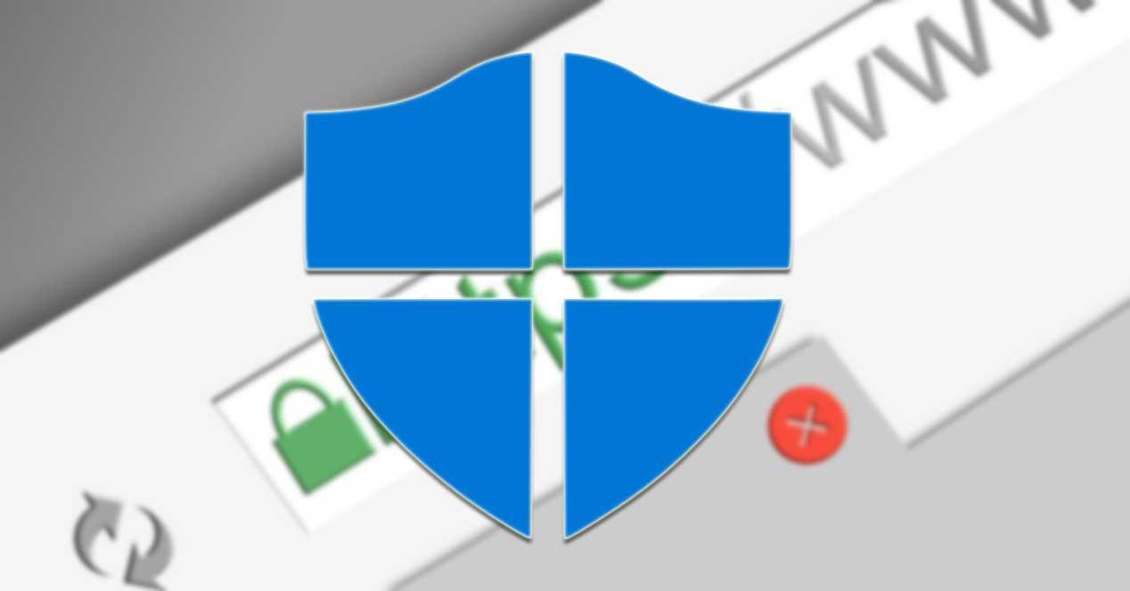 Activar y desactivar Windows Defender SmartScreen
