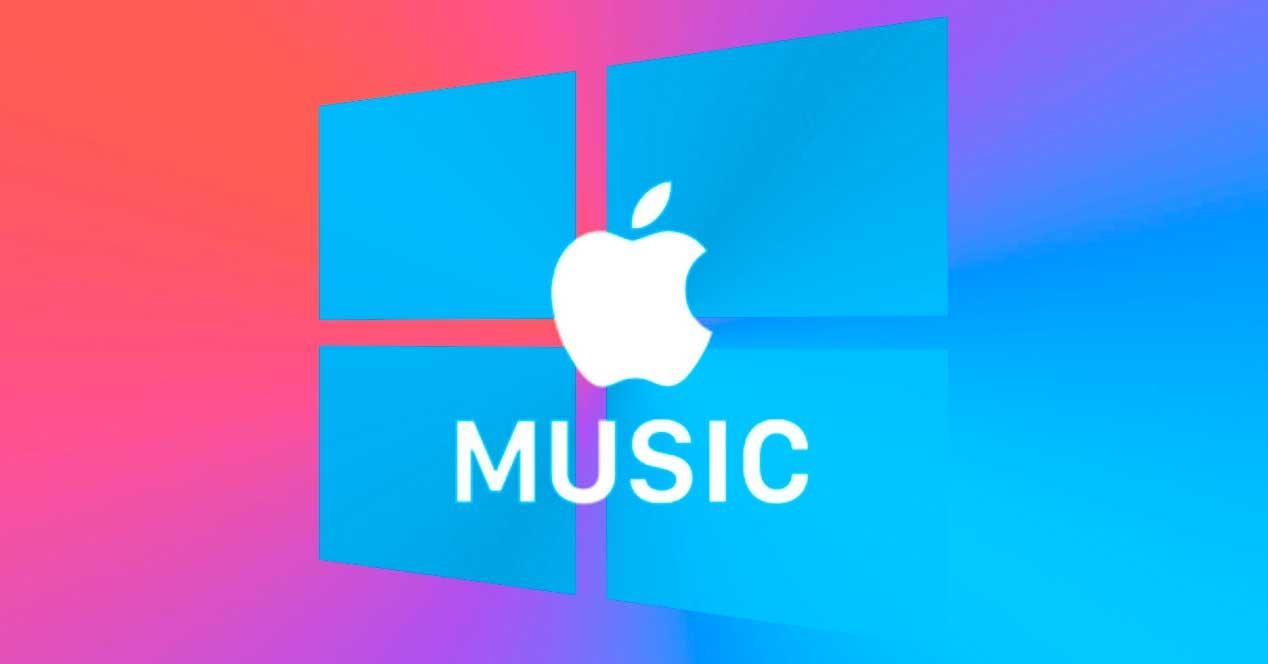 Apple Music Windows 10