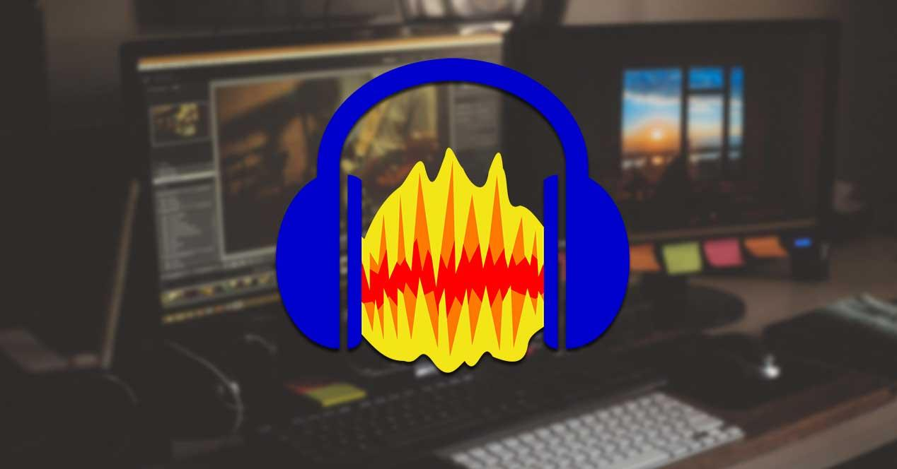 Audacity editor de audio