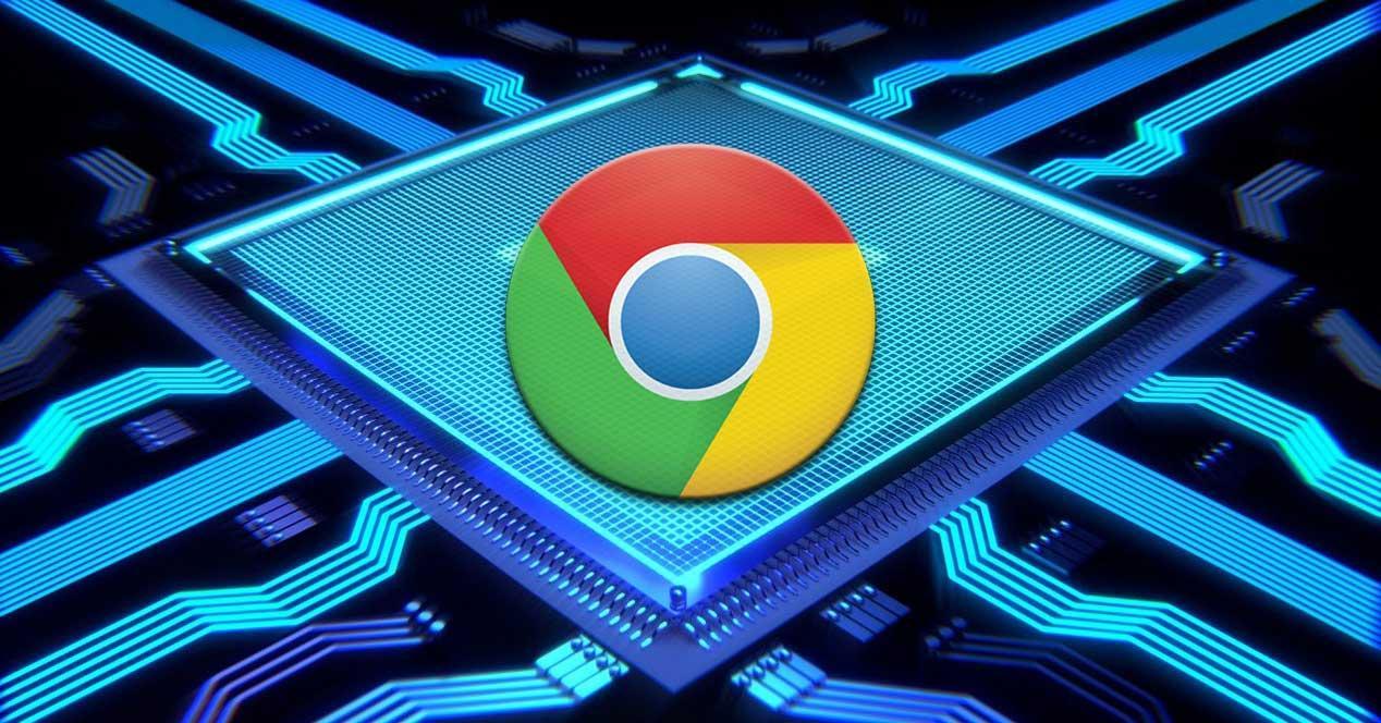 CPU Chrome