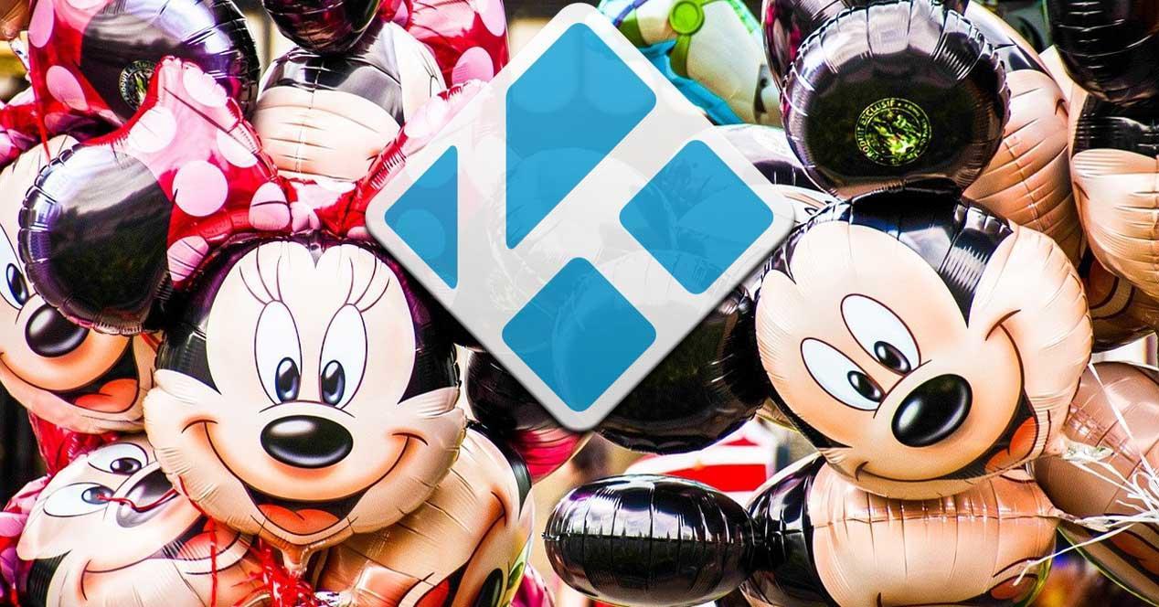 Disney+ Kodi