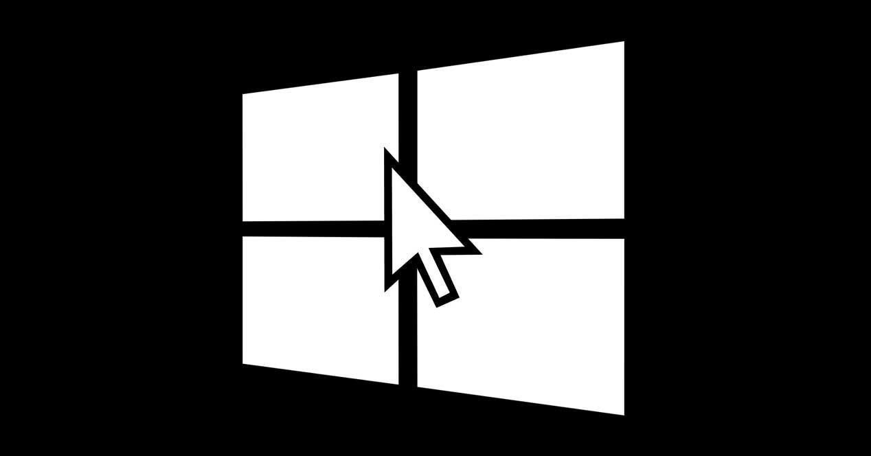 Error de pantalla negra con el cursor a la vista