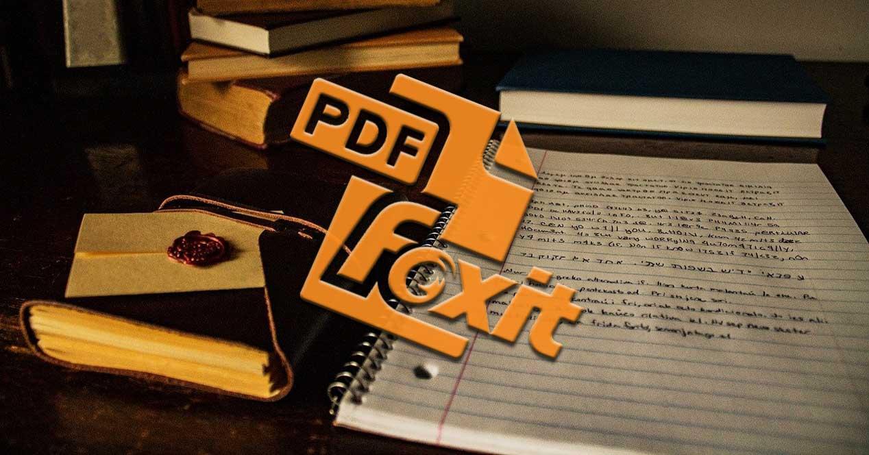Foxit documentos PDF
