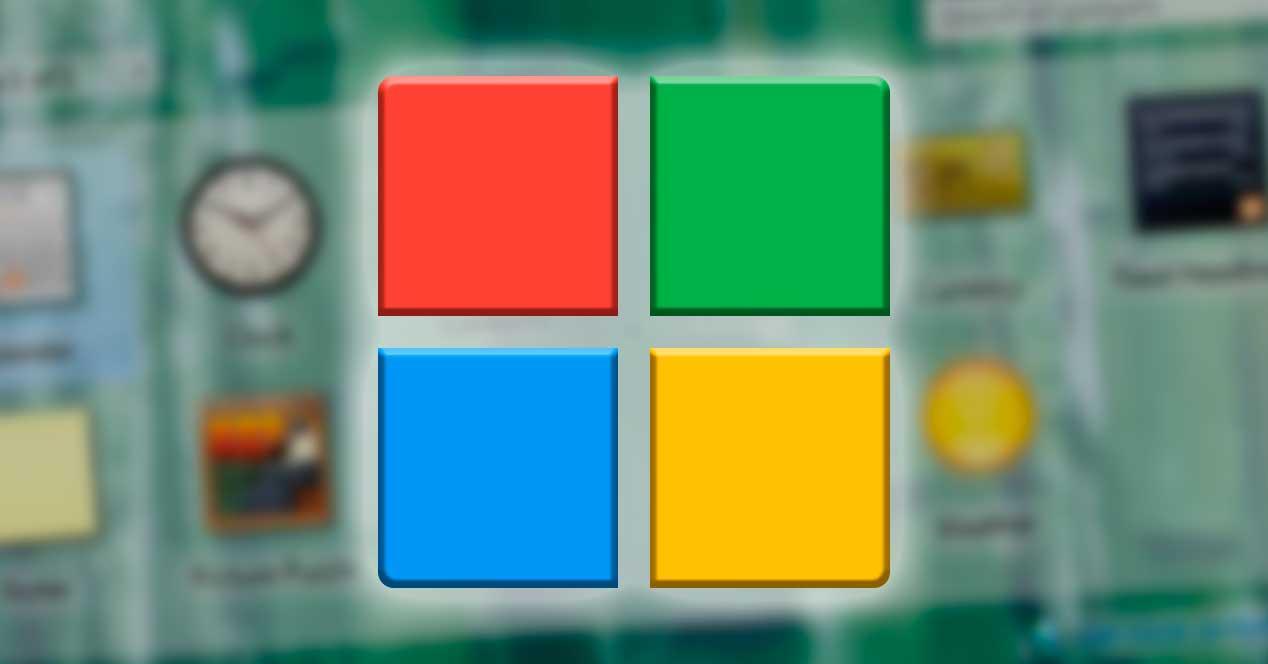 Gadgets Vista Windows 10