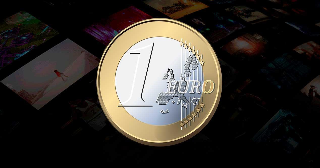 Game Pass 1 euro