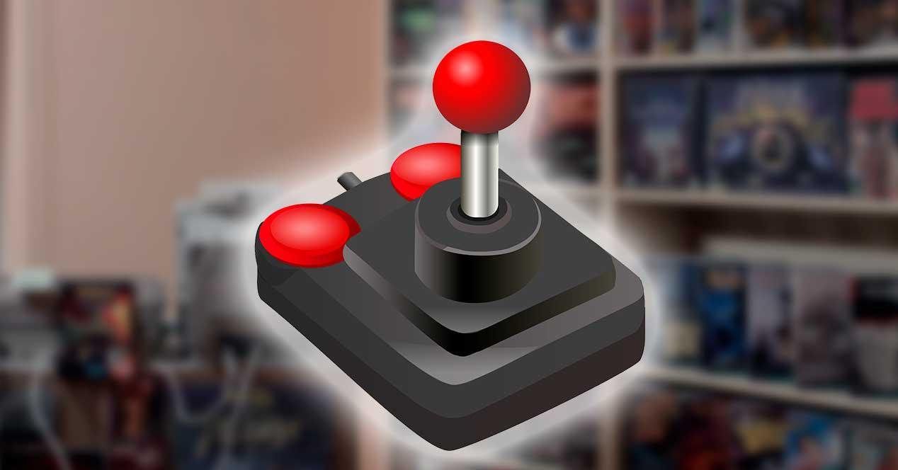 Mando Joystick Retro