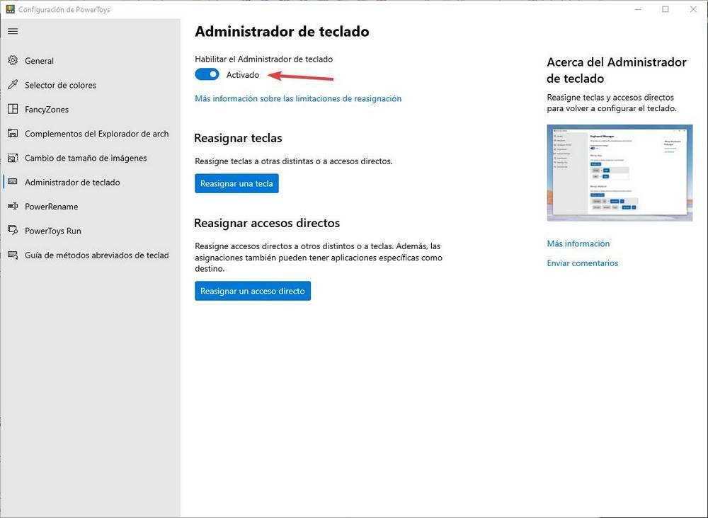 Mapear teclas teclado Apple en Windows 10 - 1