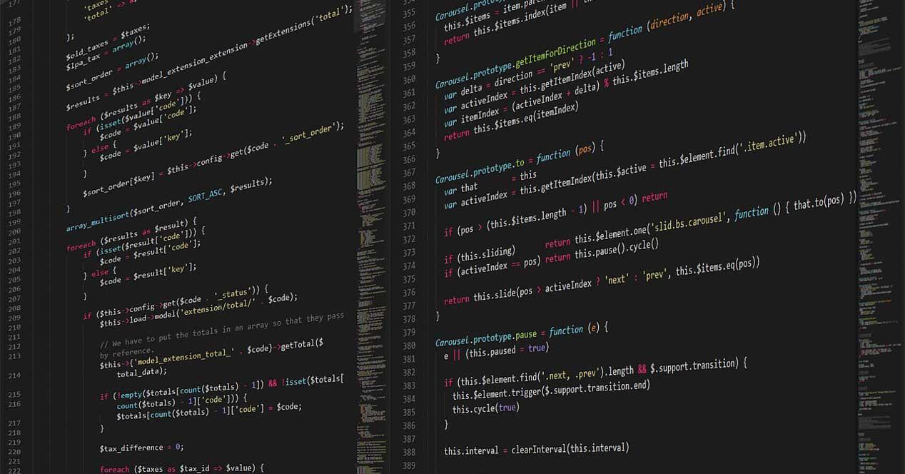 Mejores editores de HTML