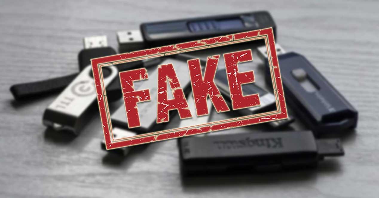 Mejores programas para detectar discos duros y memorias USB falsas