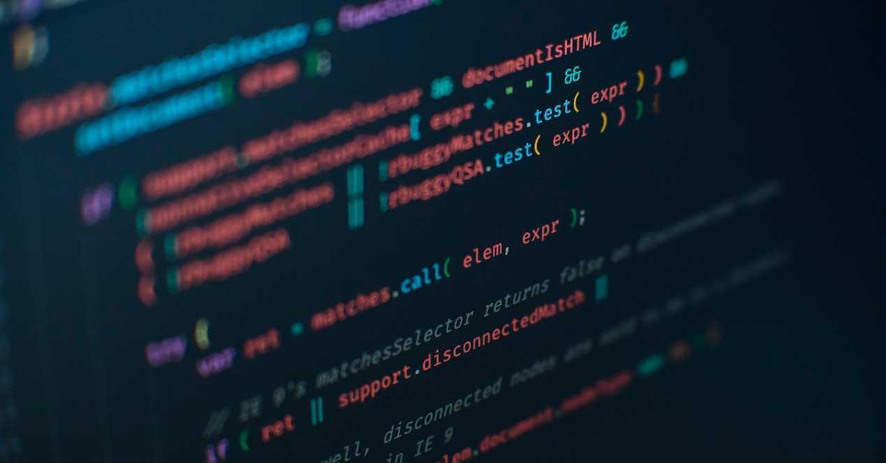 Programar en IDE