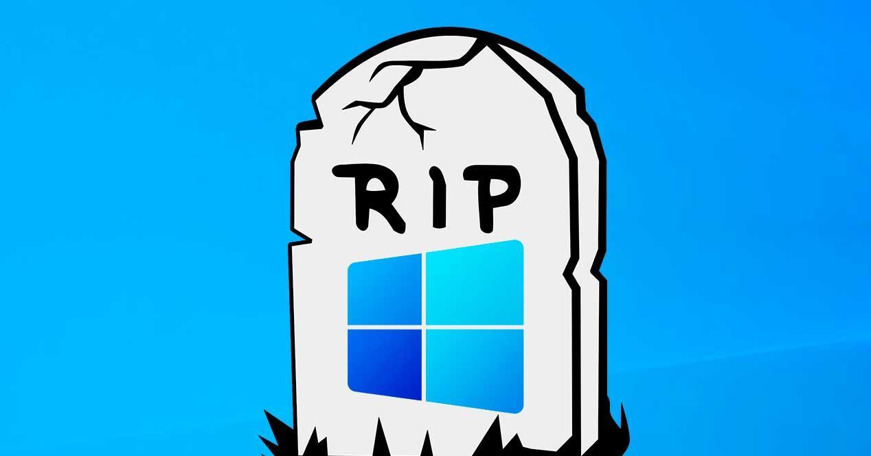 RIP Windows 10X