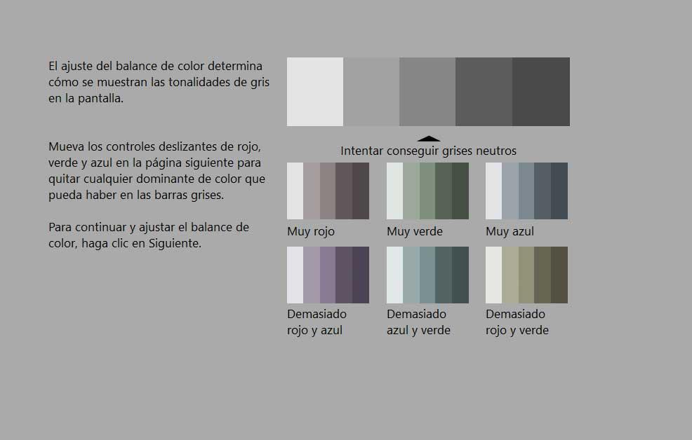 ajustar colores