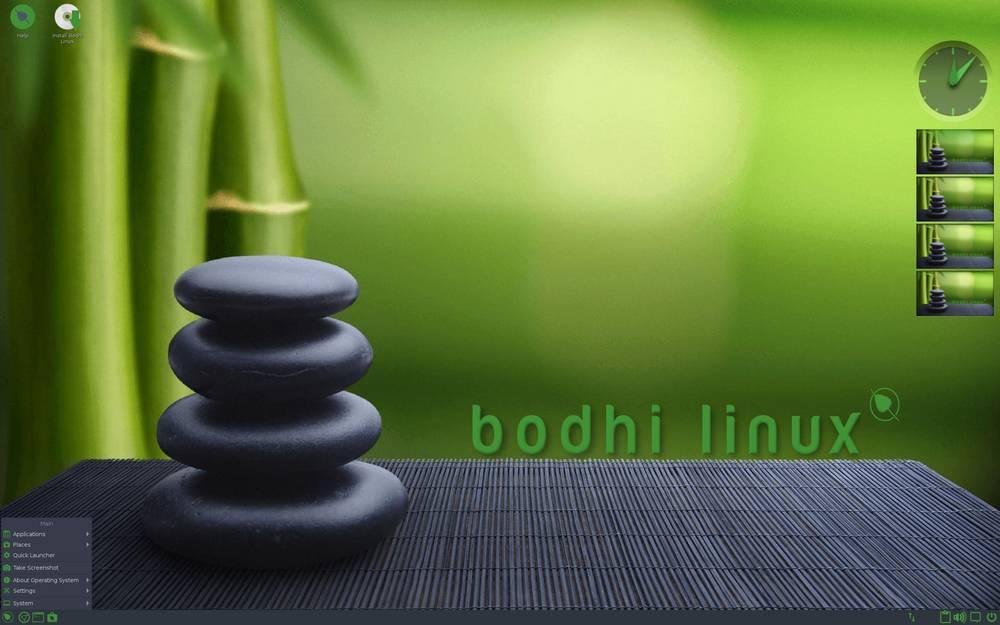 bodhi Linux 6