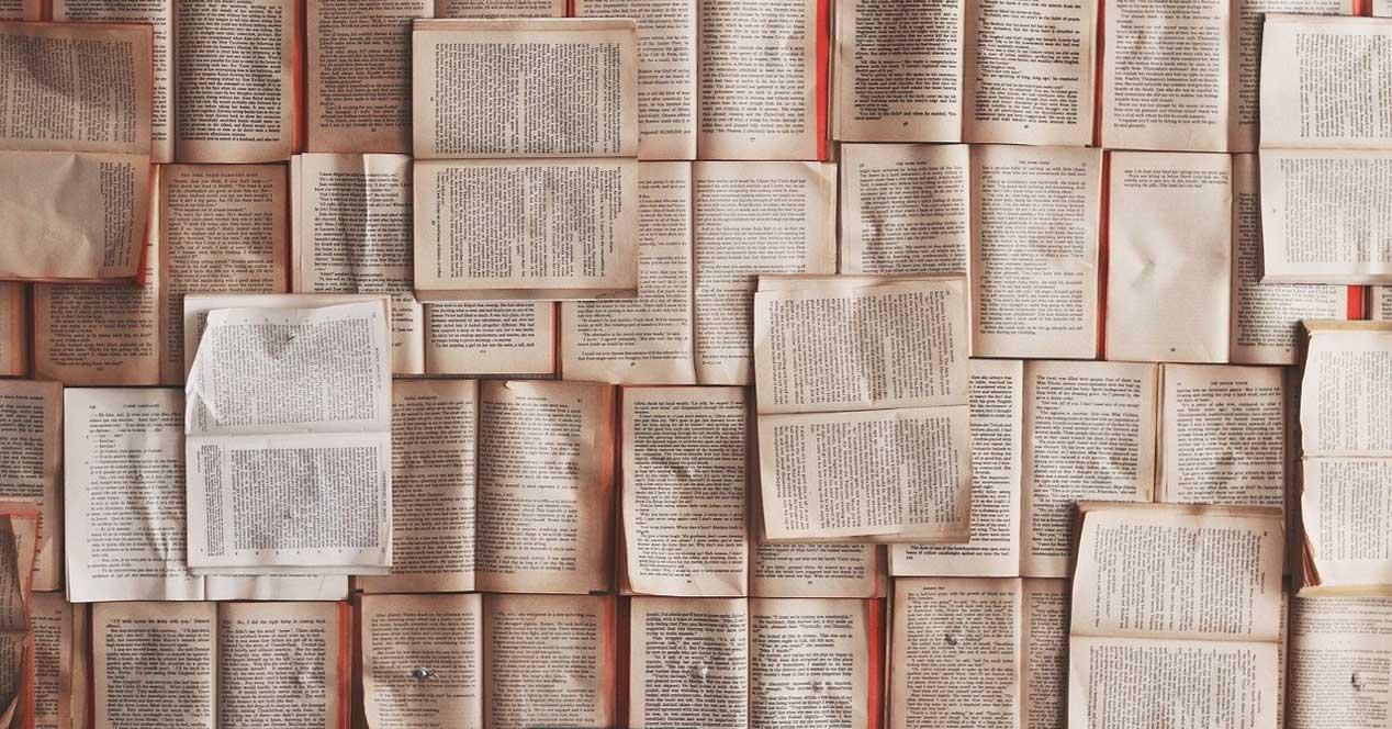 libros word
