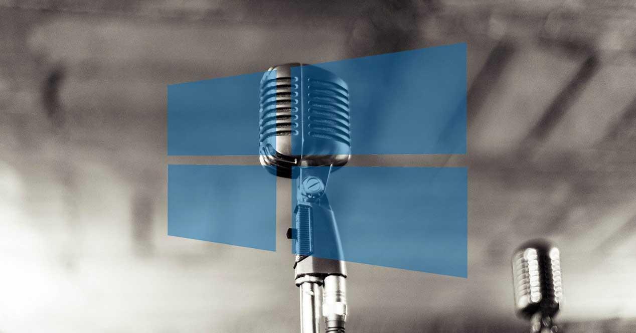 microfonos windows
