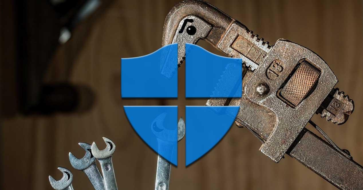 proteger Defender