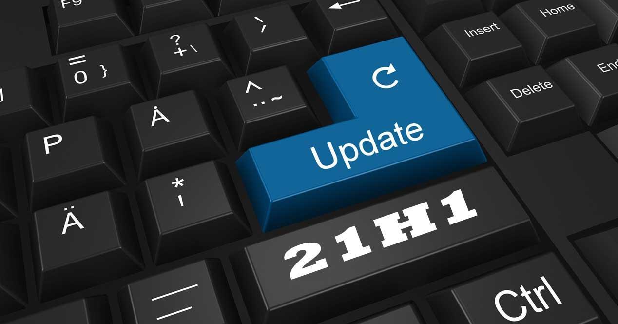 Update 21H1