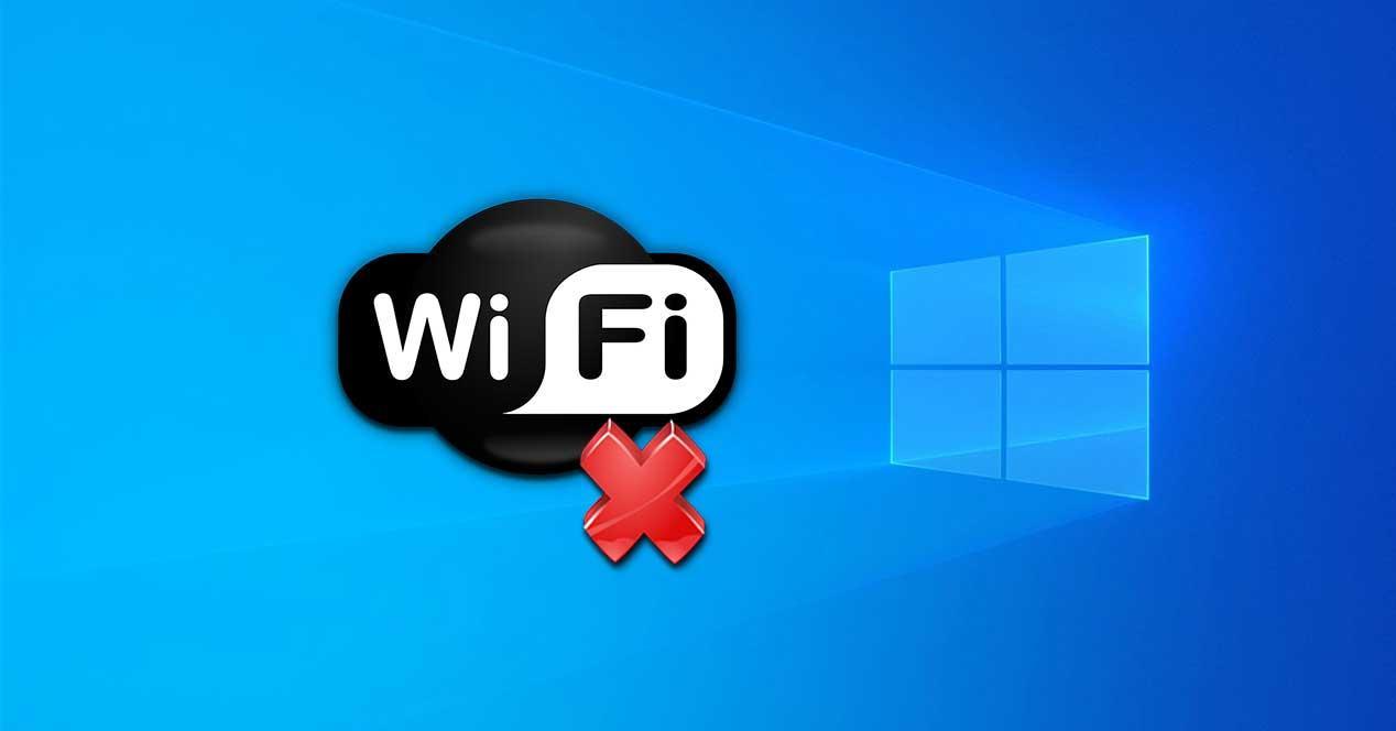 Borrar redes WiFi de Windows