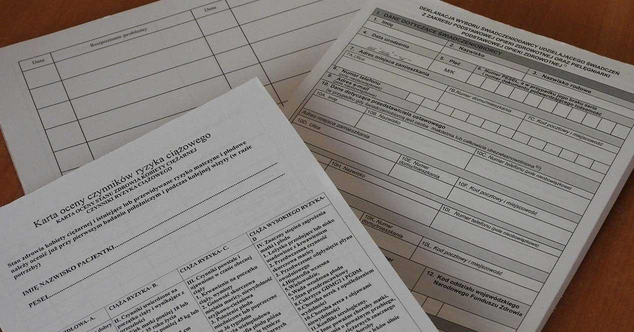 Crear y editar formularios en PDF