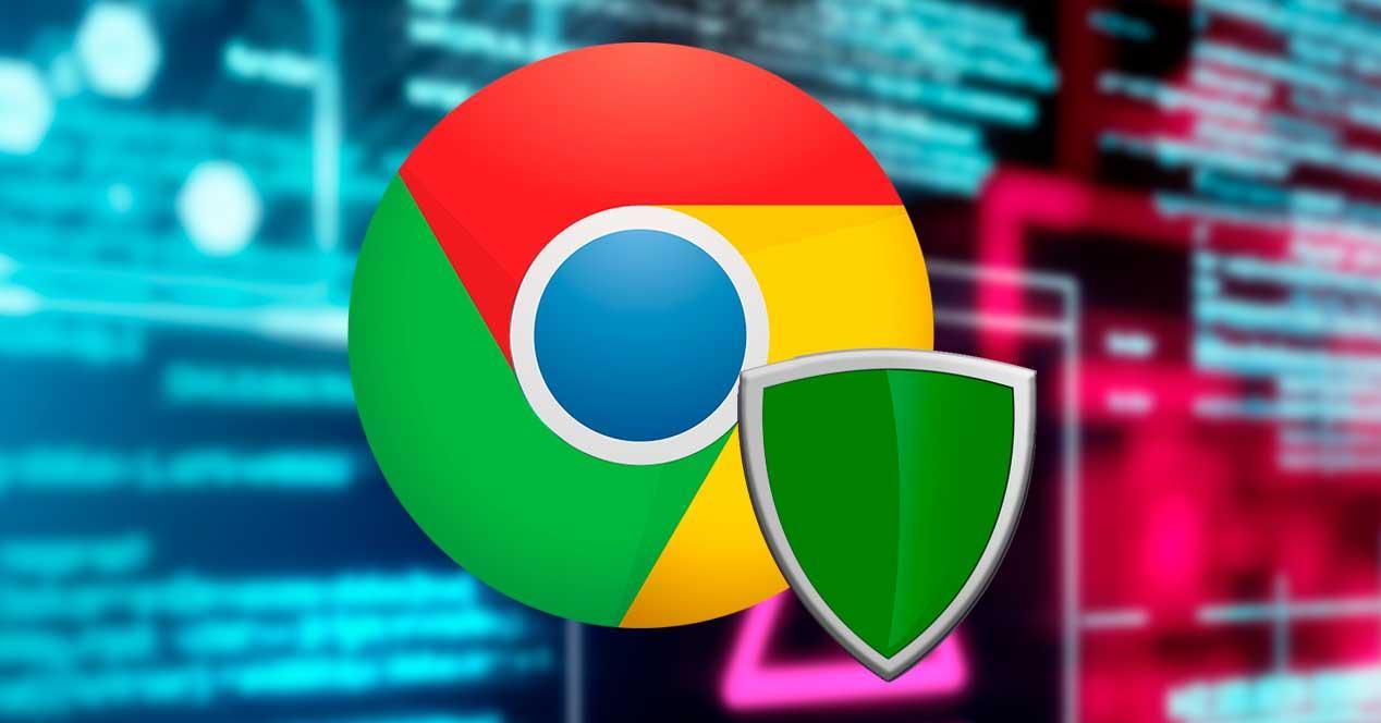 Escudo Chrome