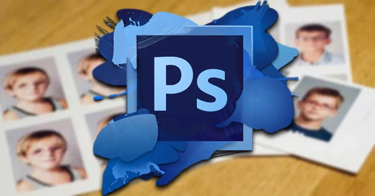 Hacer foto en tamaño DNI con Photoshop