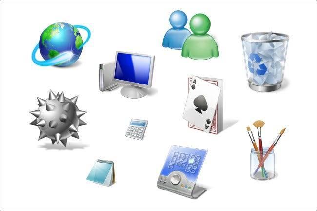 Icônes Windows Vista