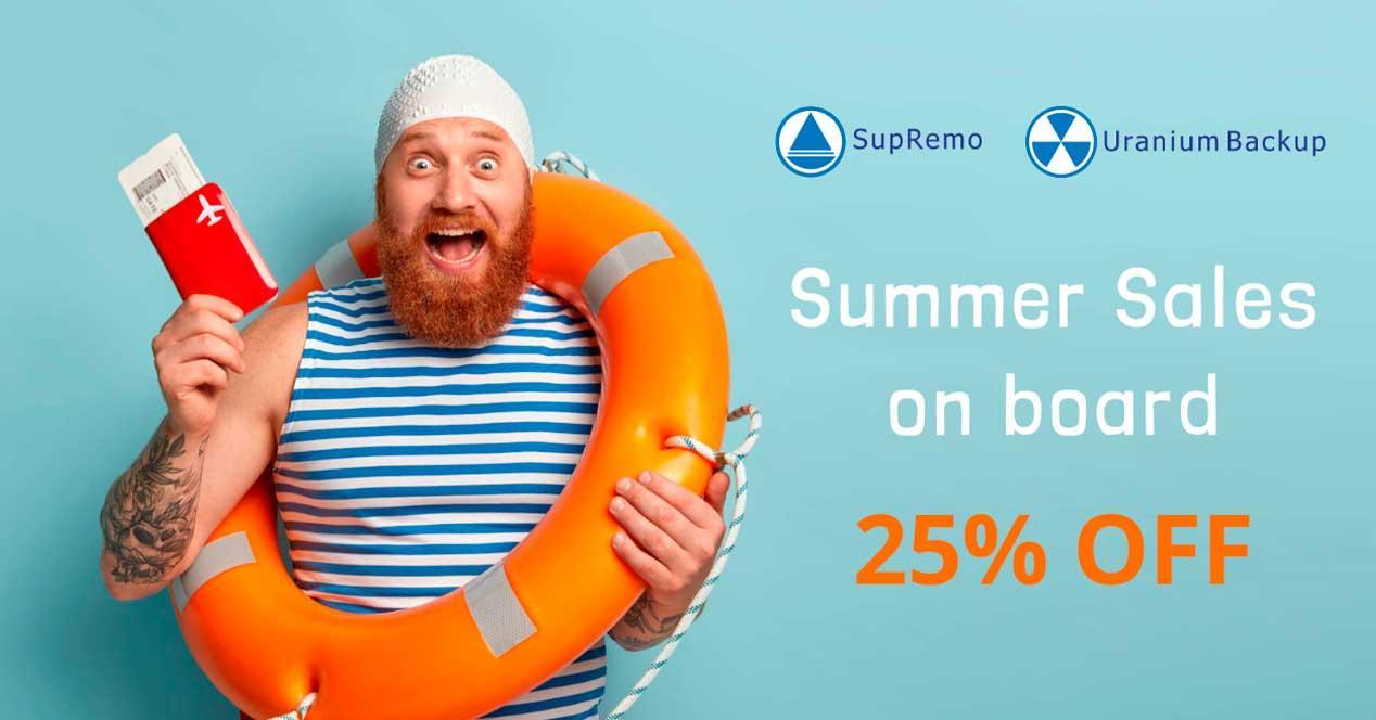 Ofertas verano SupRemo