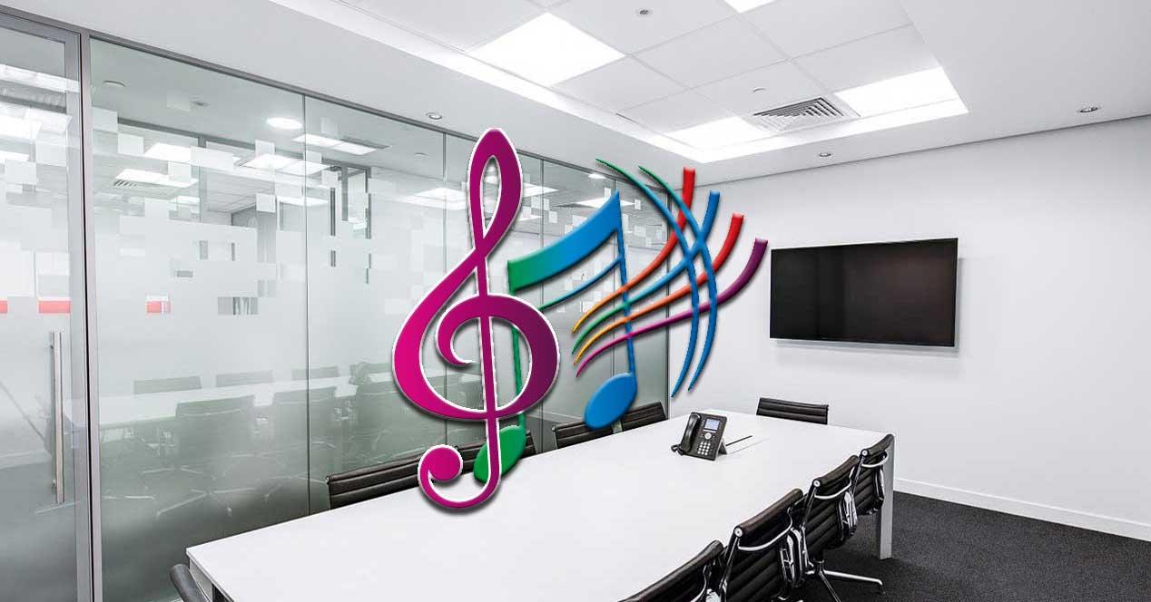 Presentaciones multimedia musica