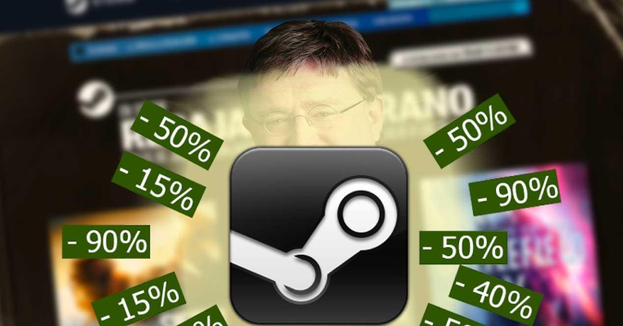 Rebajas Steam Newell