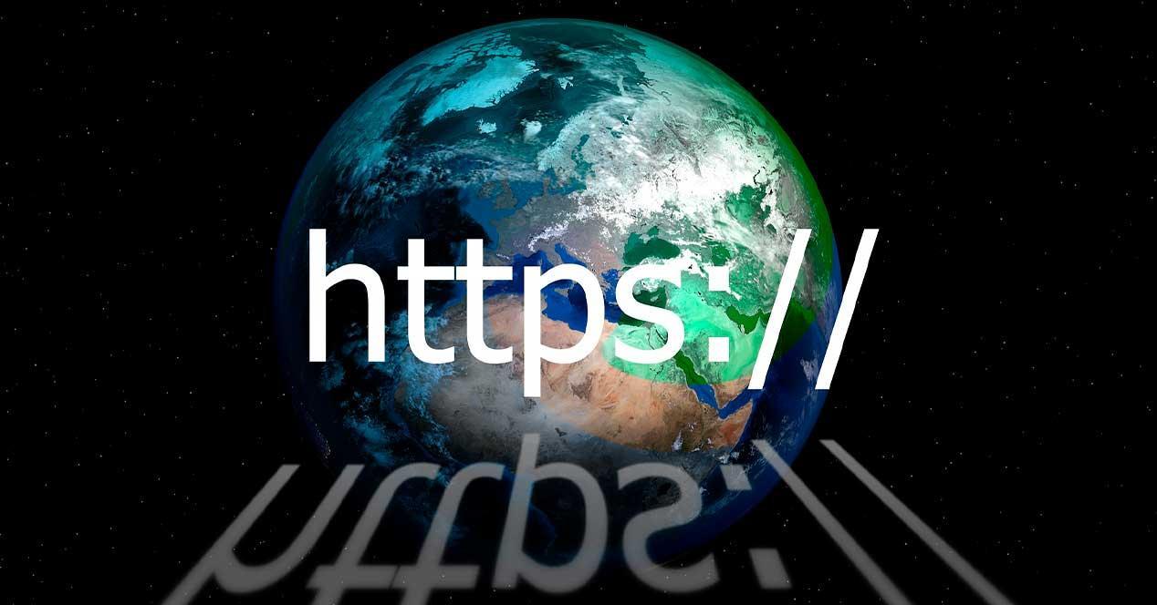 Seguridad HTTPS