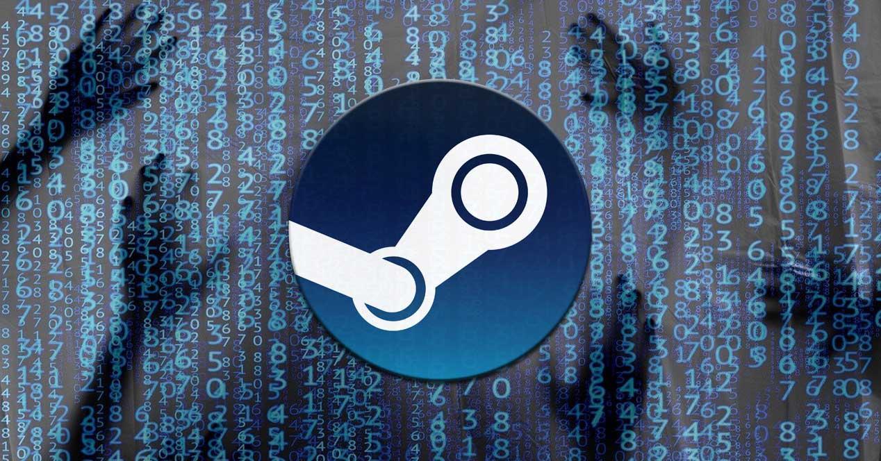 Steam malware