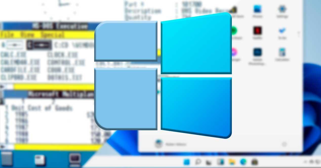 Windows 1 a Windows 11