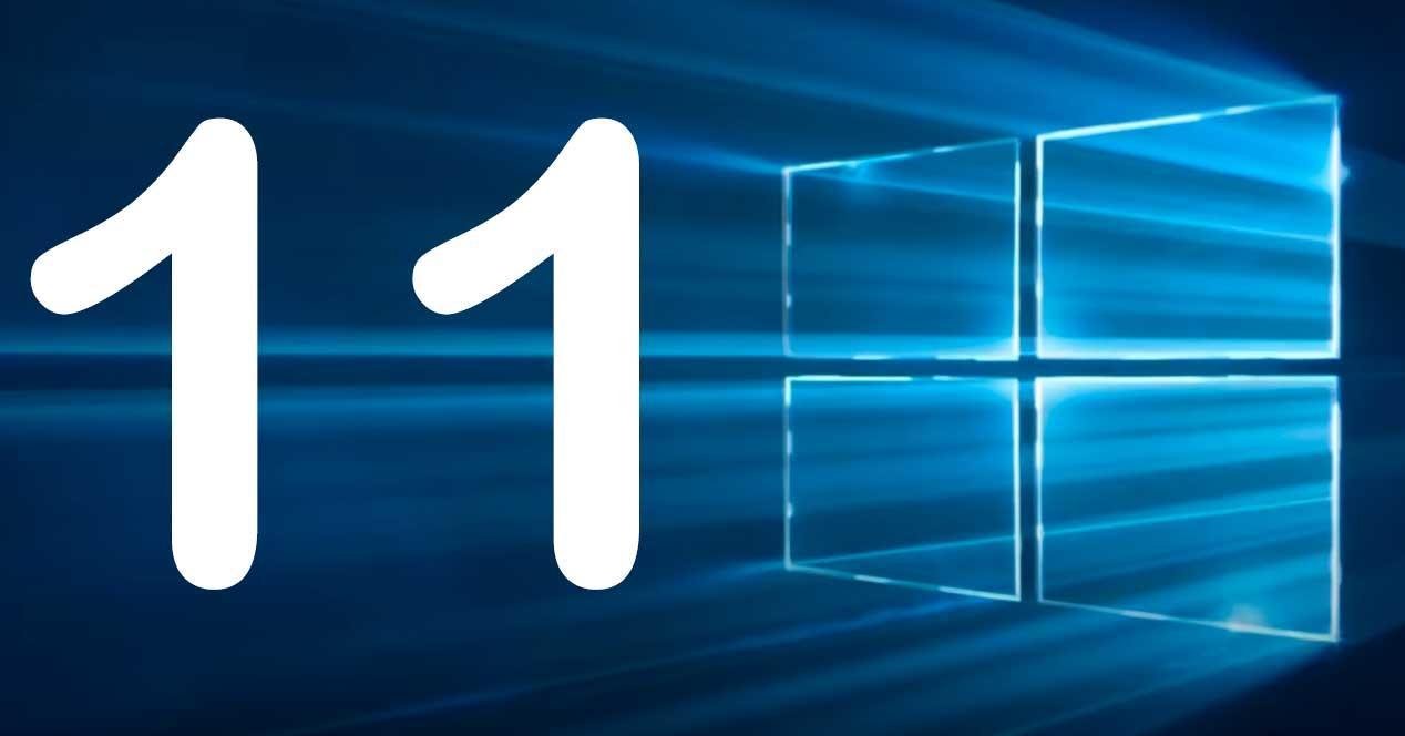 Windows 11 azul