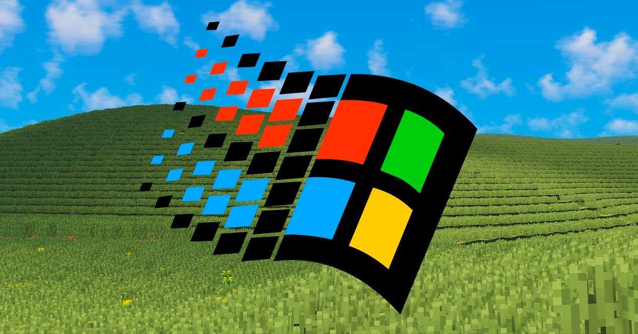 Windows XP 95
