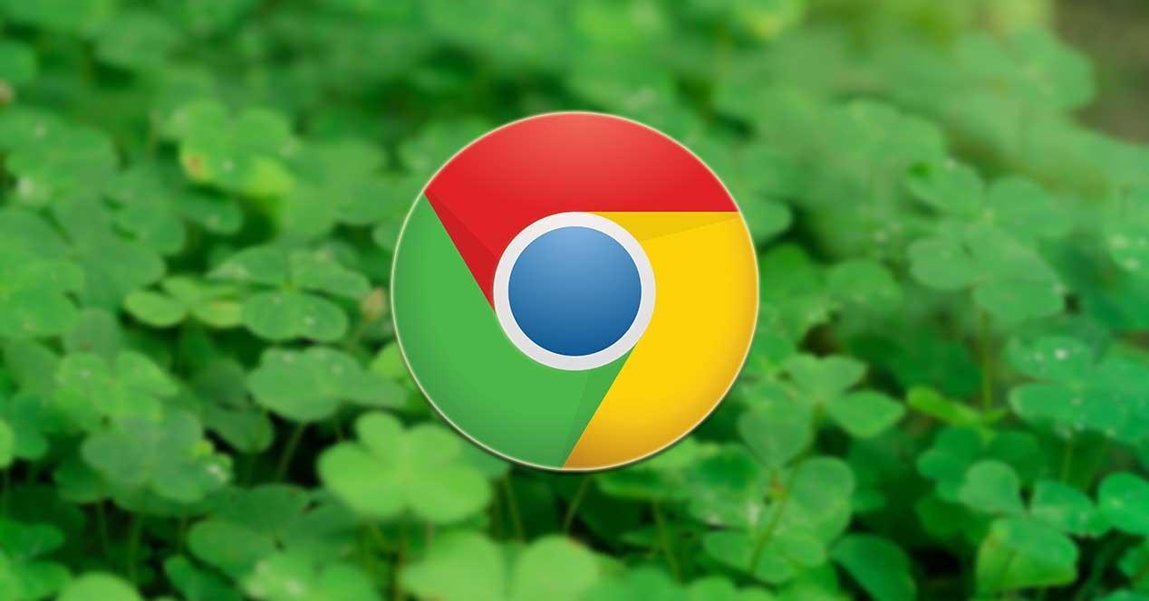 Añadir Voy a tener suerte a Chrome