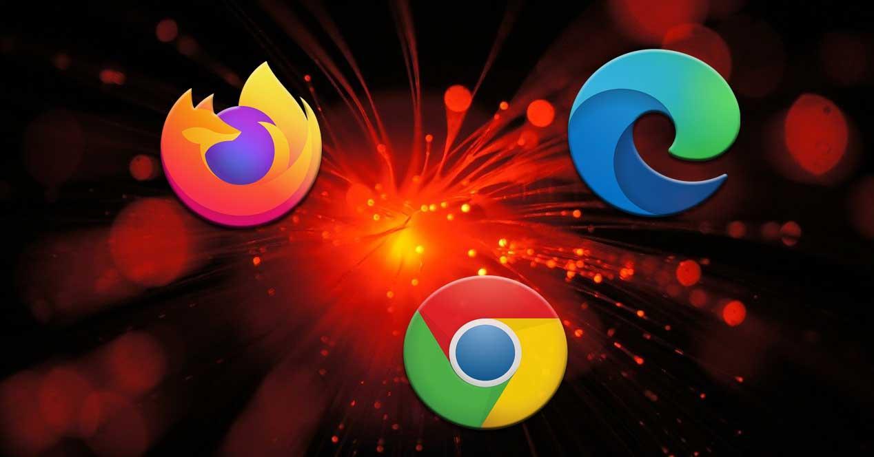 navegadores fibra