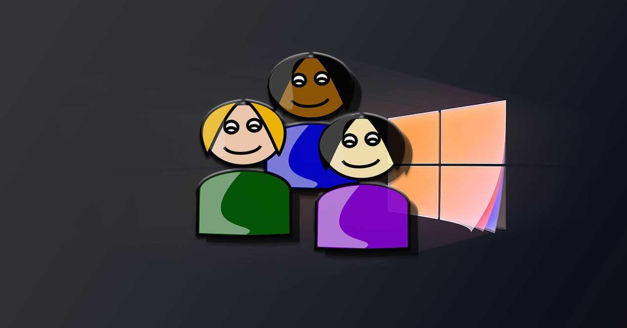programas usuarios windows