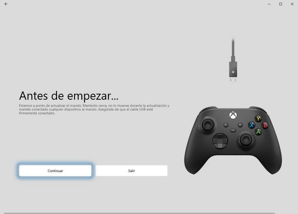Actualizar mando Xbox PC - 3