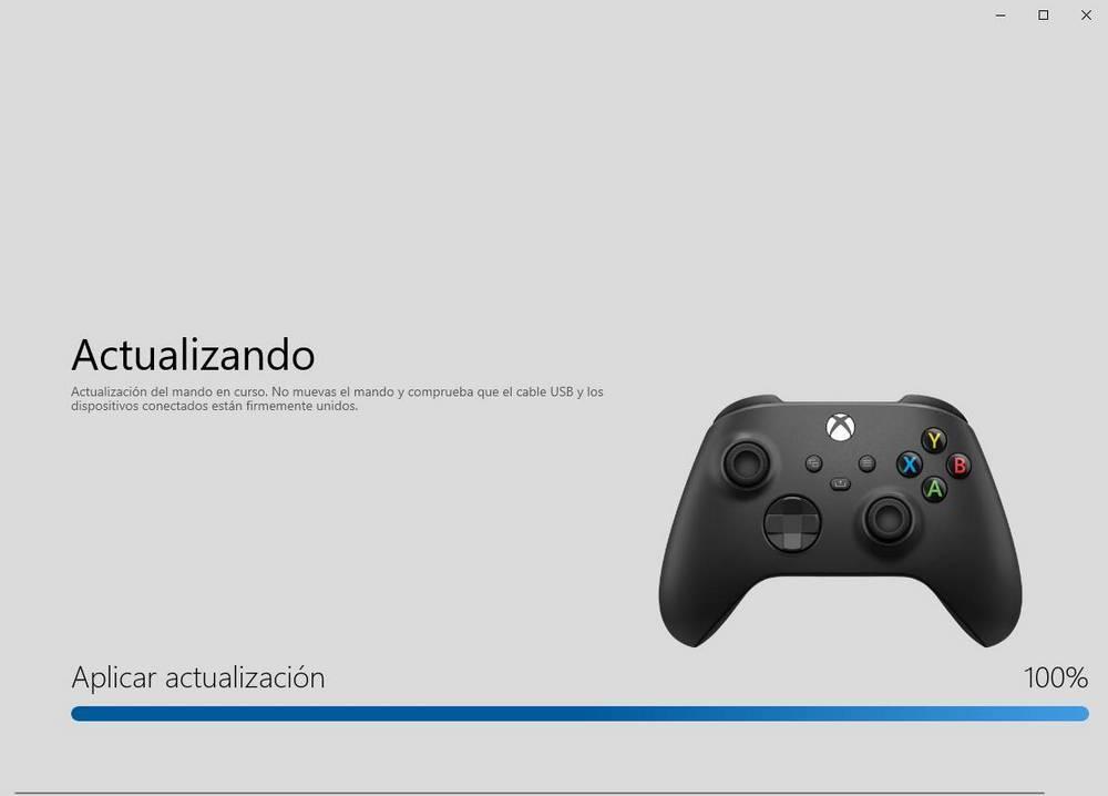 Actualizar mando Xbox PC - 4
