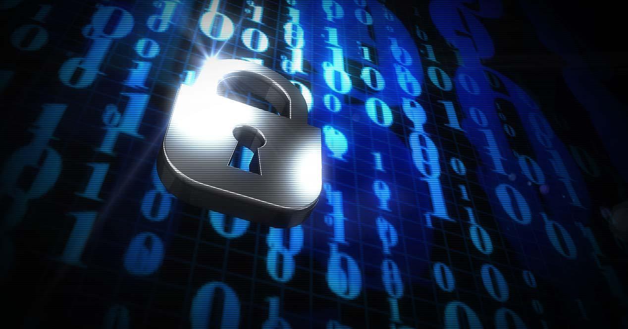 Backup datos seguridad