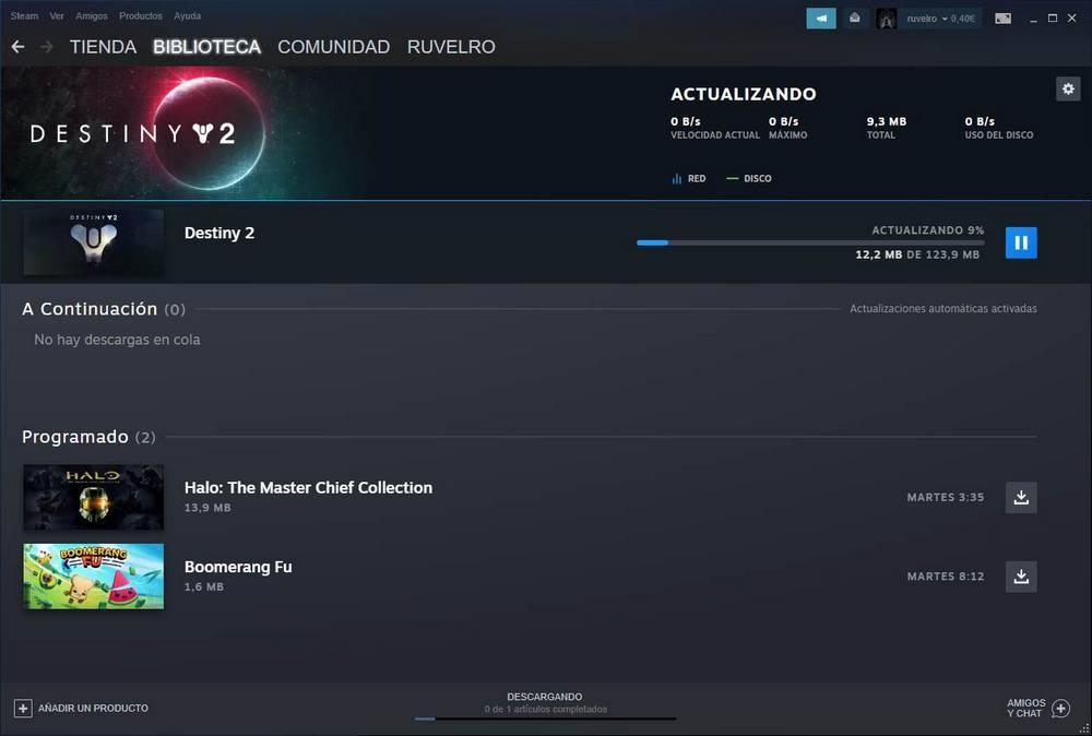 Beta Steam - Descarga 1