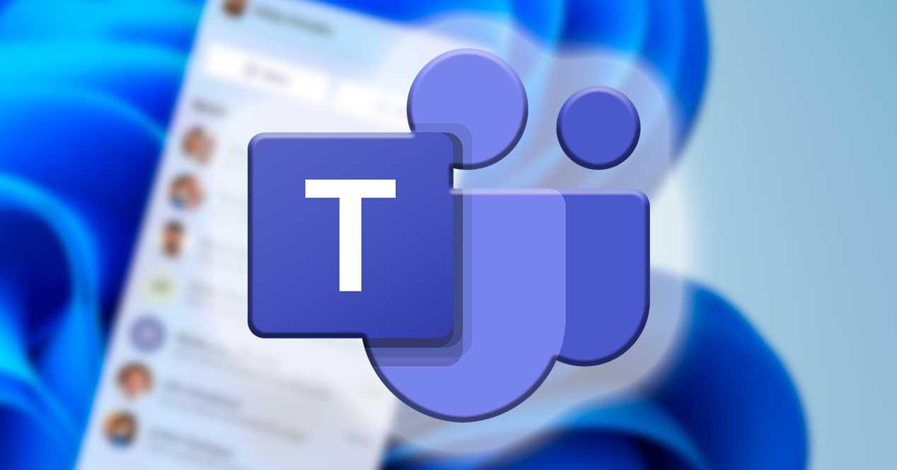 Chat Teams Windows 11