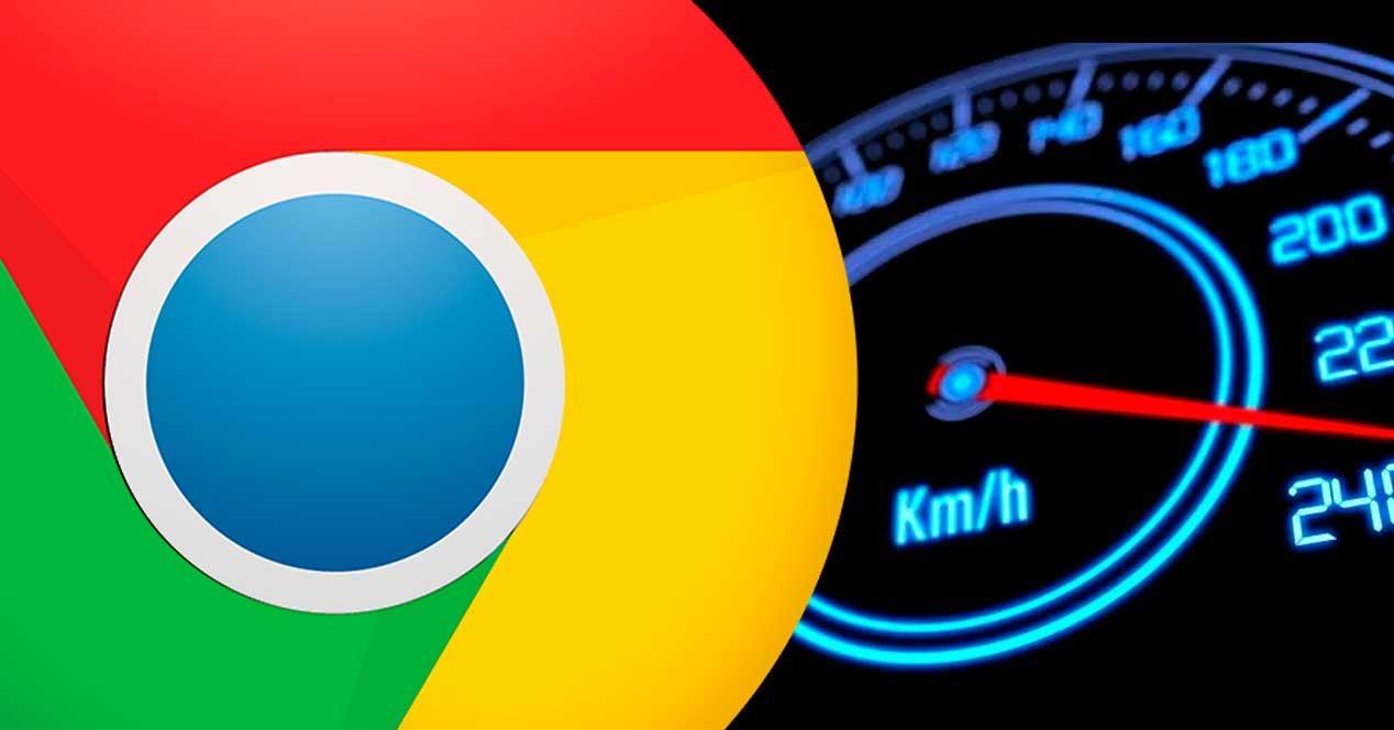 Chrome Velocidad