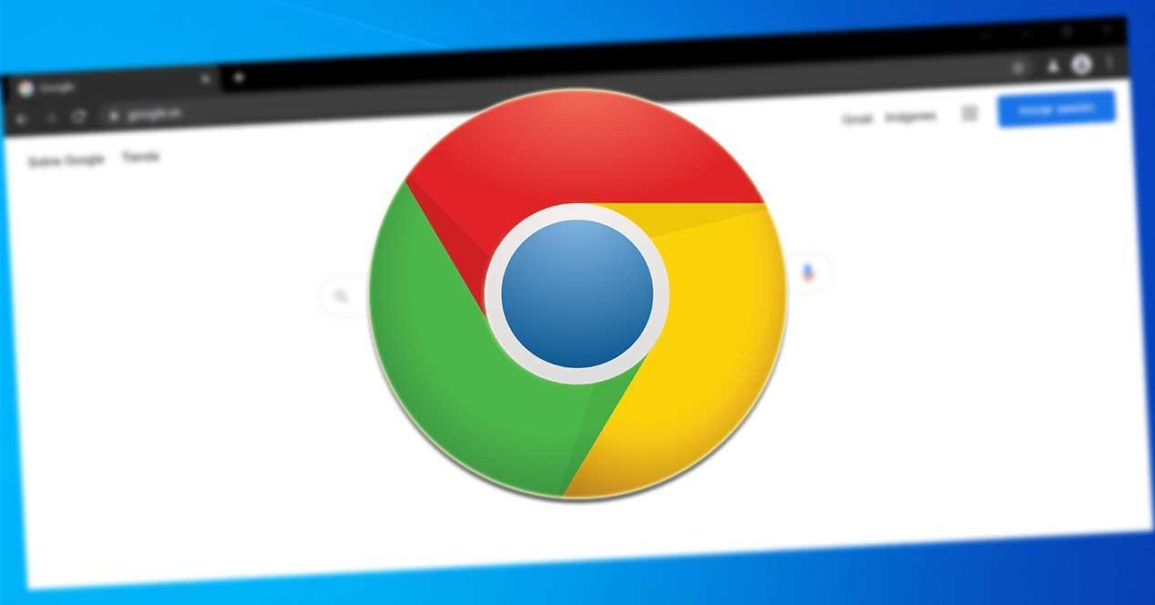 Chrome nueva imagen del botón Buscar pestaña
