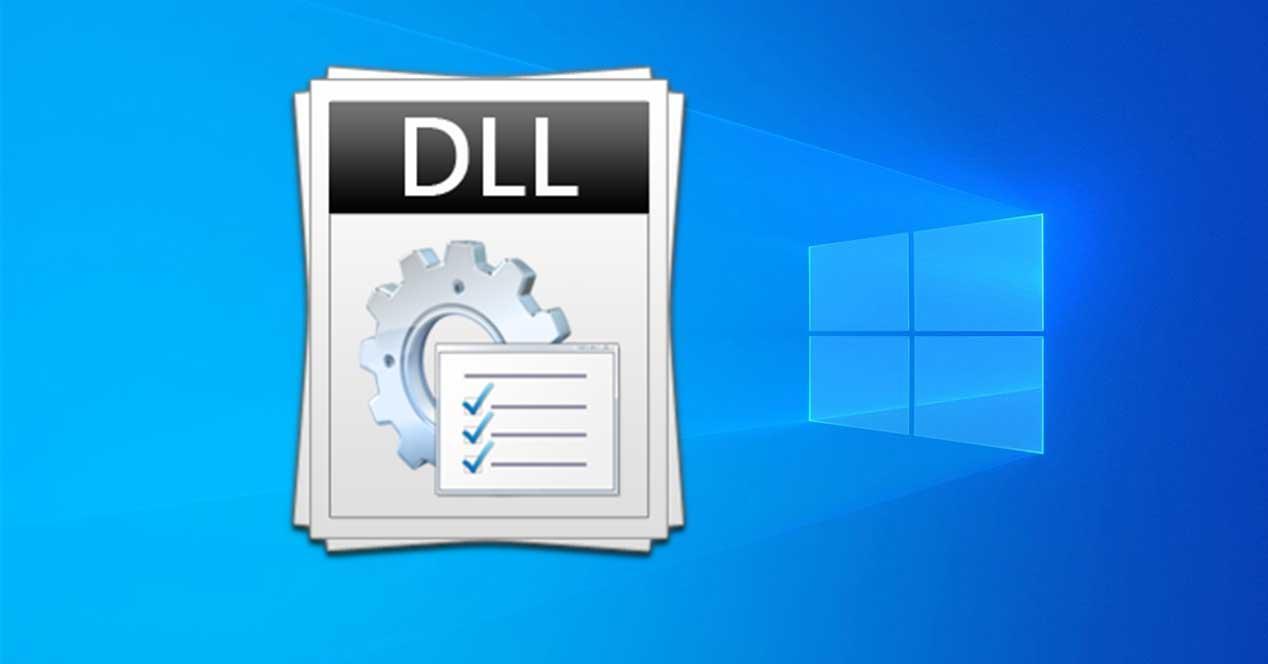 Cómo registrar y borrar registros de archivos DLL en Windows