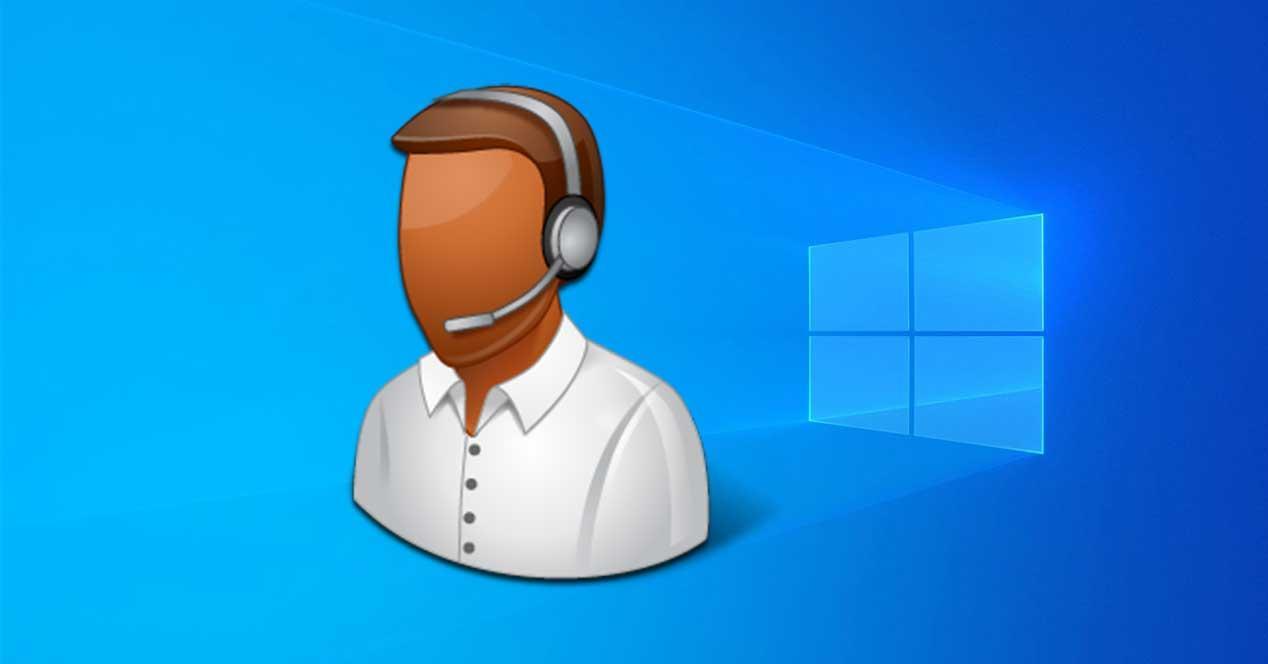 Contactar con el soporte técnico de Microsoft