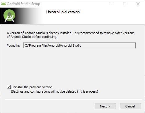 Скачать instalar Android Studio - 2