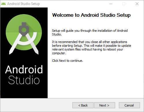 Скачать instalar Android Studio - 3